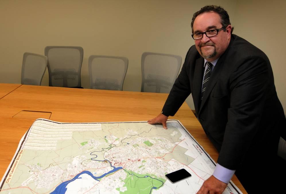 RESIGNATION: City of Launceston Council alderman Darren Alexander has quit his role on the council. He announced the decision at the August council meeting. Picture: file