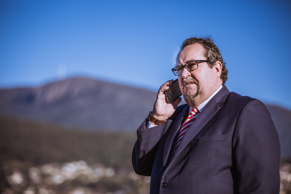 Candidate for Lord Mayor of Hobart Darren Alexander calls on the Government to investigate claims of foreign influence in the 2018 local govenment elections.