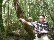 Radio-trapping Kiwi