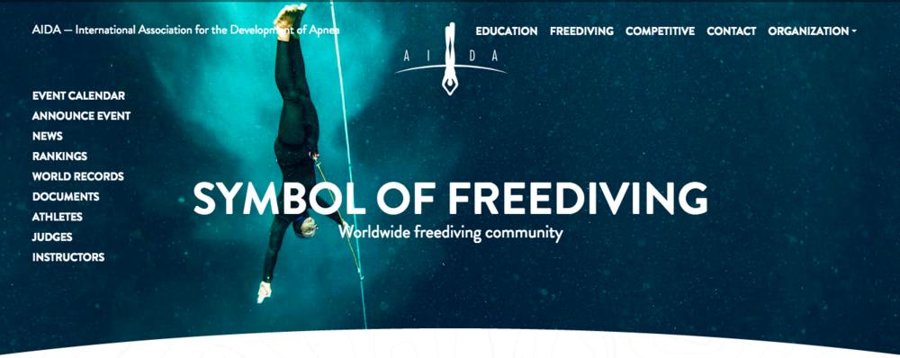AIDA International - Freedive Certification.png
