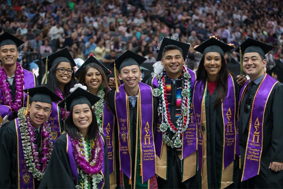 Scholarship - Spring 2018 Graduates