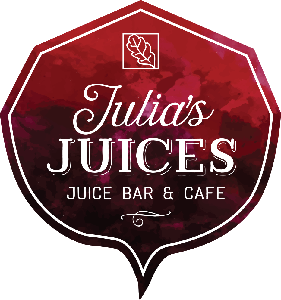 Julia's Juices logo