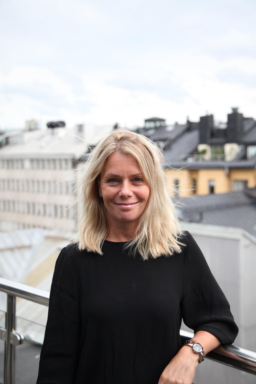 Pernilla Ramslöv, Grundare & VD