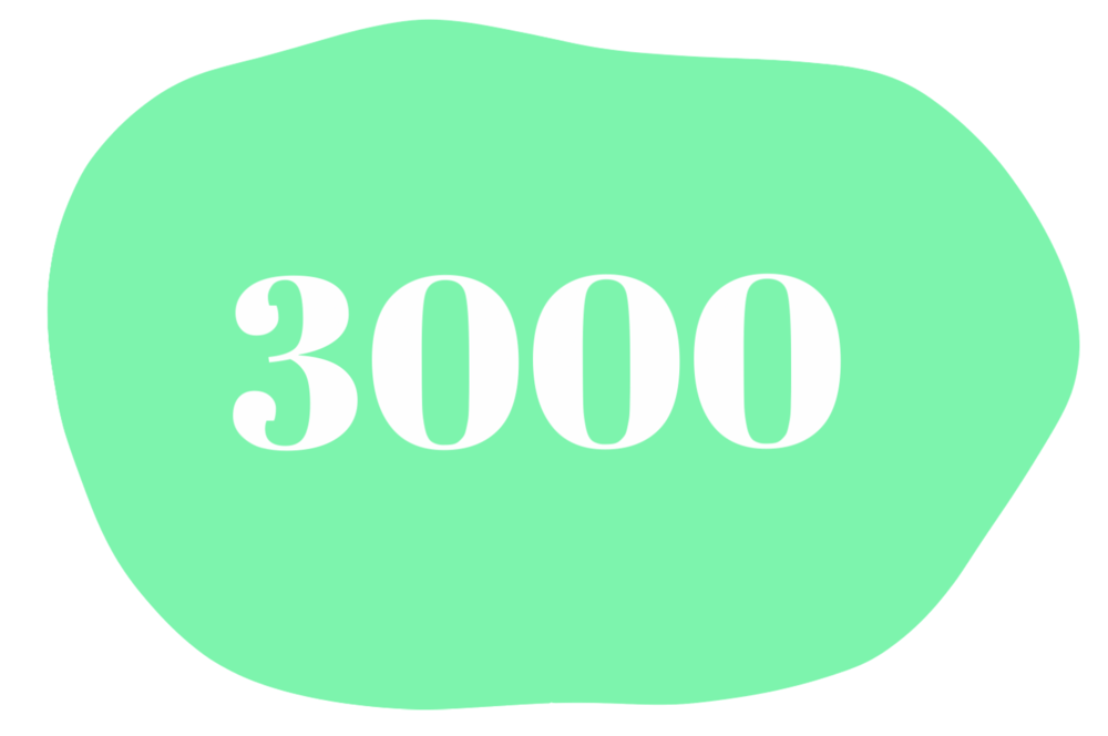 *Med 1500 frilansare och 120 partnerbolag har vi en total leveranskapacitet på ca 3000 konsulter.