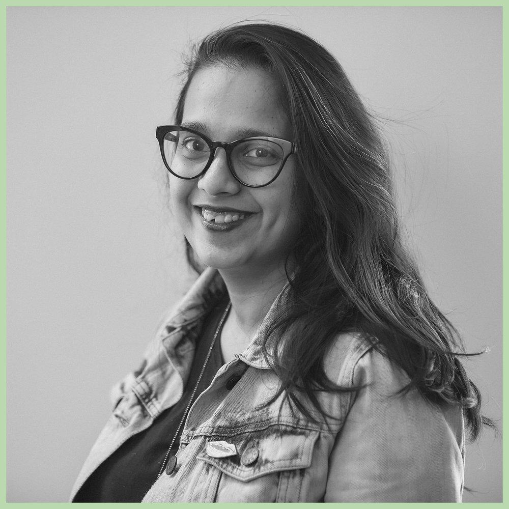 Ria Lupton - Community Builder & Story Teller