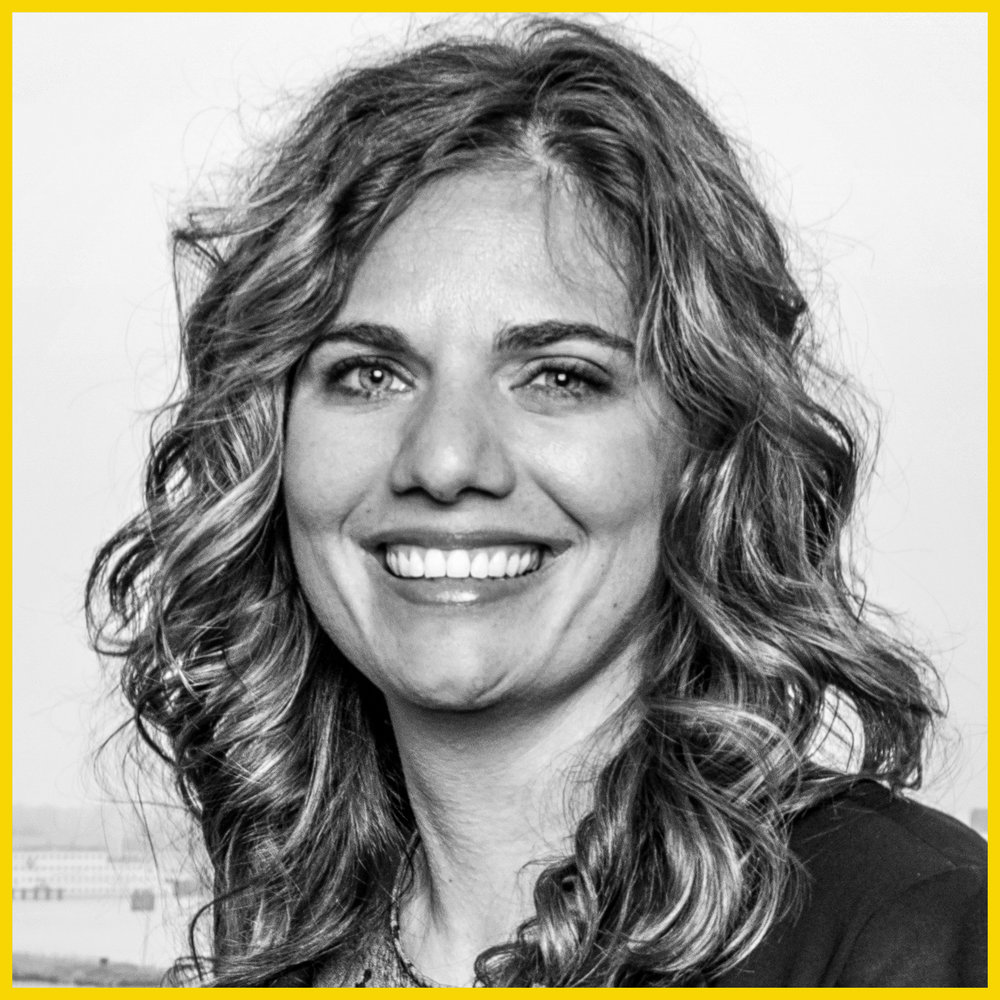 Joelle Frijters - Co-Initiator of Inspiring Fifty & CEO and Co-Founder of Improve Digital