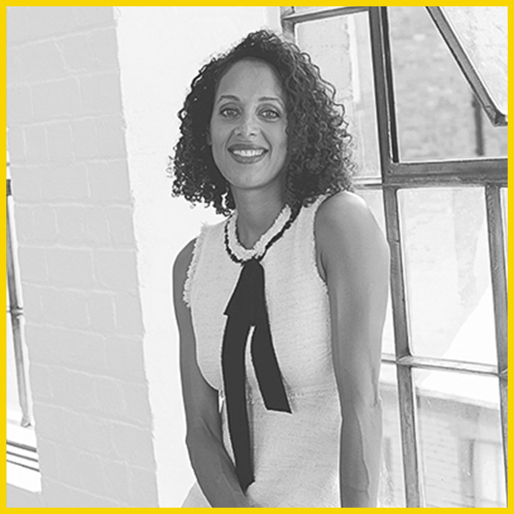 Andrea Thompson - Features Director at Marie Claire