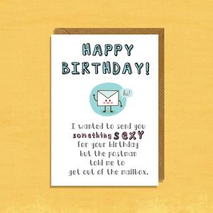 Birthday Cheeky Panda