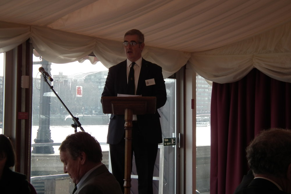 Smithfield Club Industry Strategy Director John Dracup