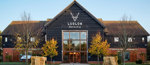 Ludlow Farm Shop