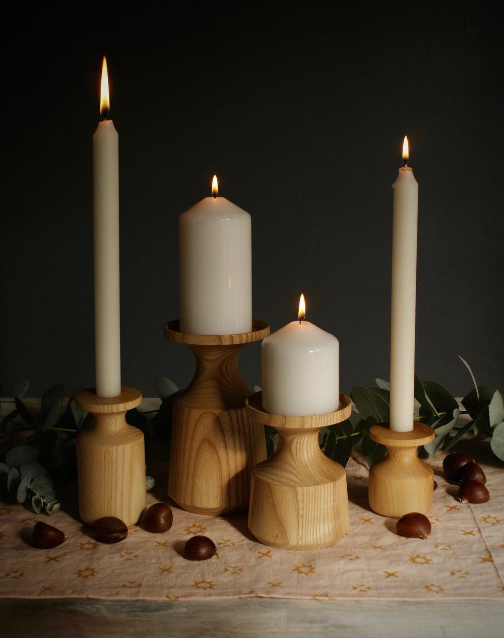 Candlesticks -