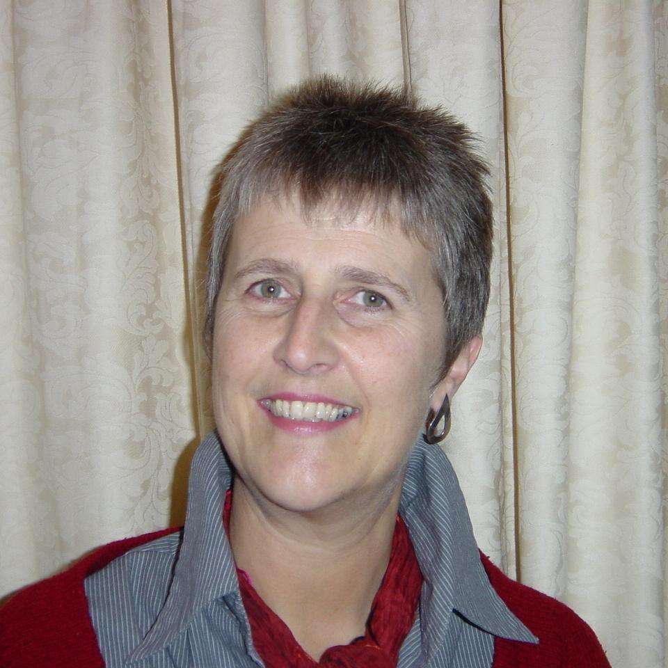 Alison Seaman - LONDONFormer Godly Play UK Trainer
