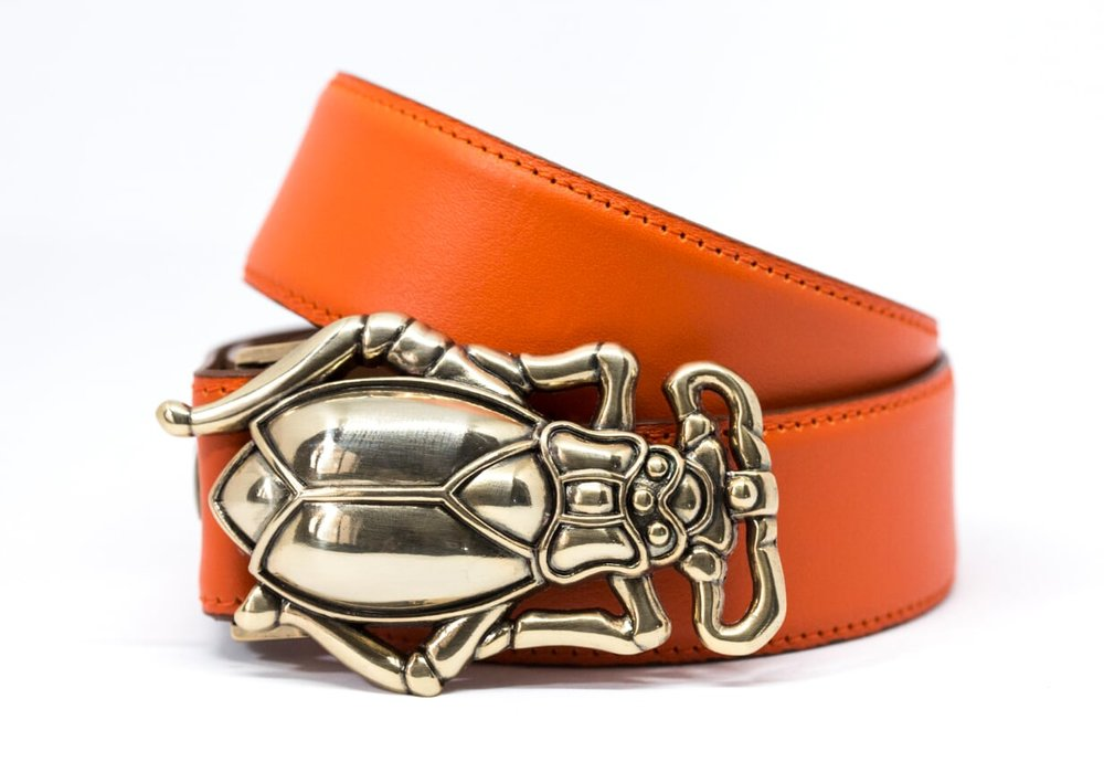 Escarabajo Naranja