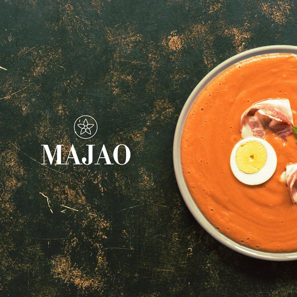 Salmorejo Majao