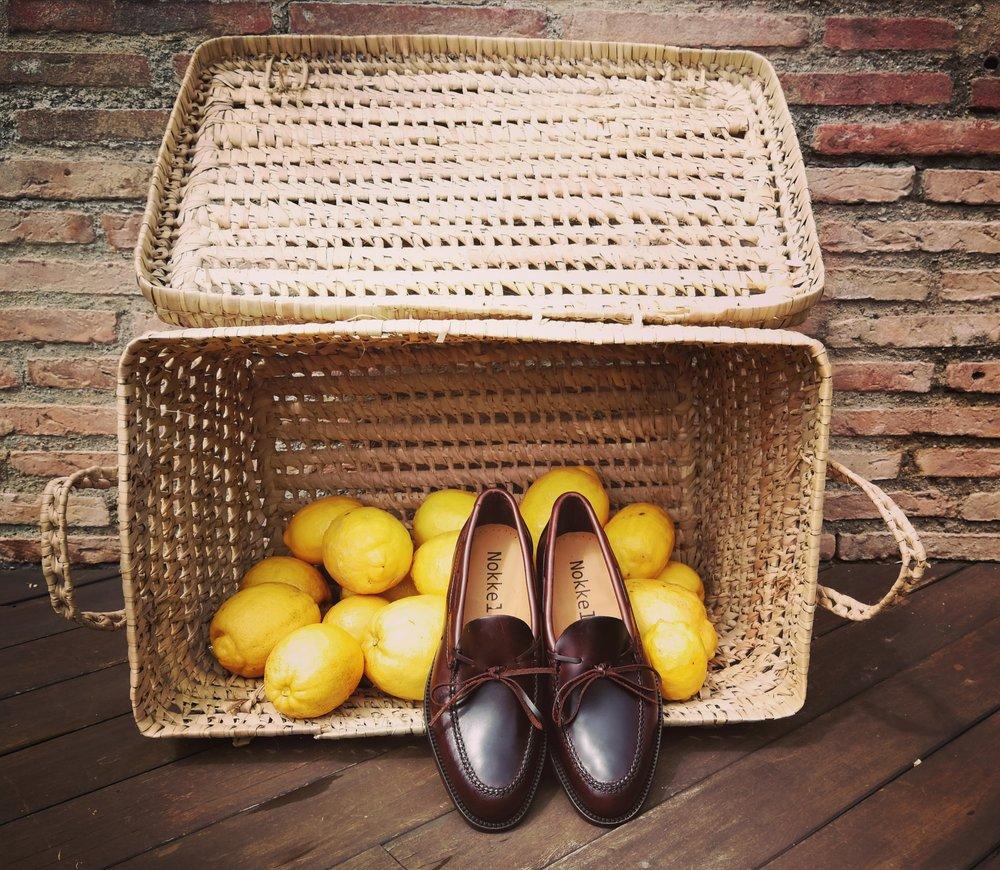 Zapatos Modelo Stabil, Nokkel Shoes