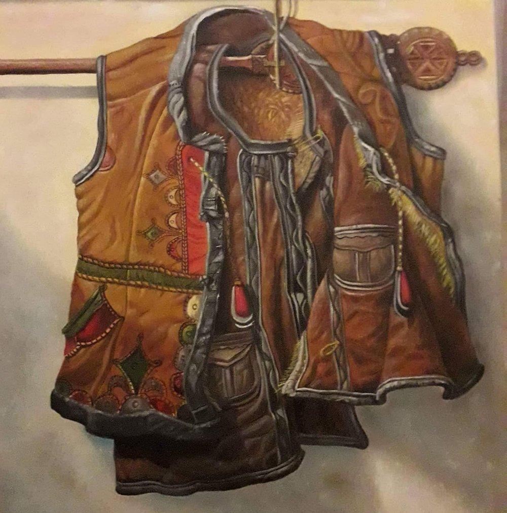 SINISA ZORBIC (SRB) - Sinisa Zorbic (SRB) ist am 26. 10. 1988 in Sabac, Serbien geboren. Seit 2015 hat er die Leidenschaft zur Kunst für sich entdeckt und malt seither Ölgemälde. Seine Themen basieren sich meist auf Etno Motive, Landschaften und Stilleben.