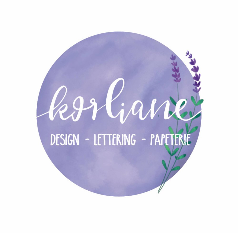 KORLIANE (DE) - Korliane (DE) is my real name and at the same time the label for design, lettering & stationery. From childhood, my