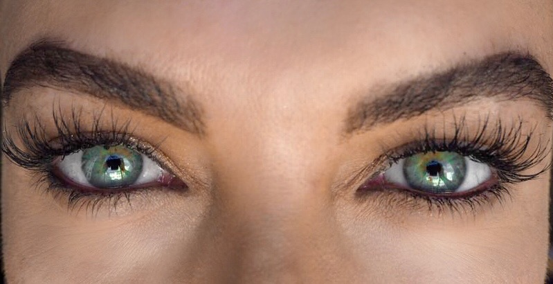 Are eyelash extensions harmful to my own natural lashes?