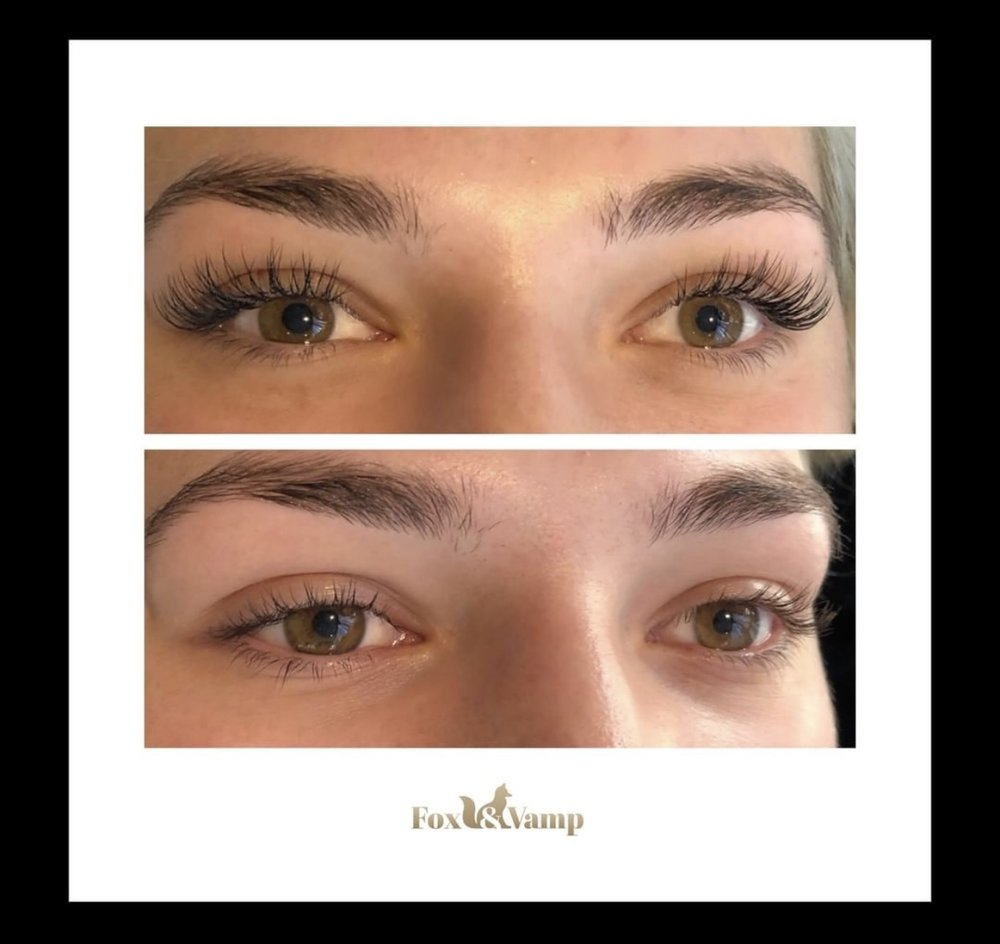 Eyelash extensions London