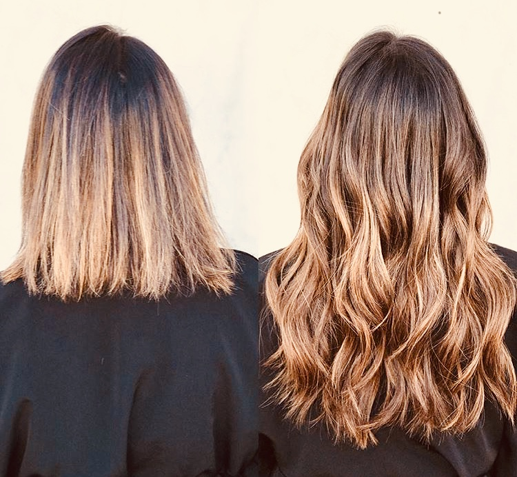 tape extensions London