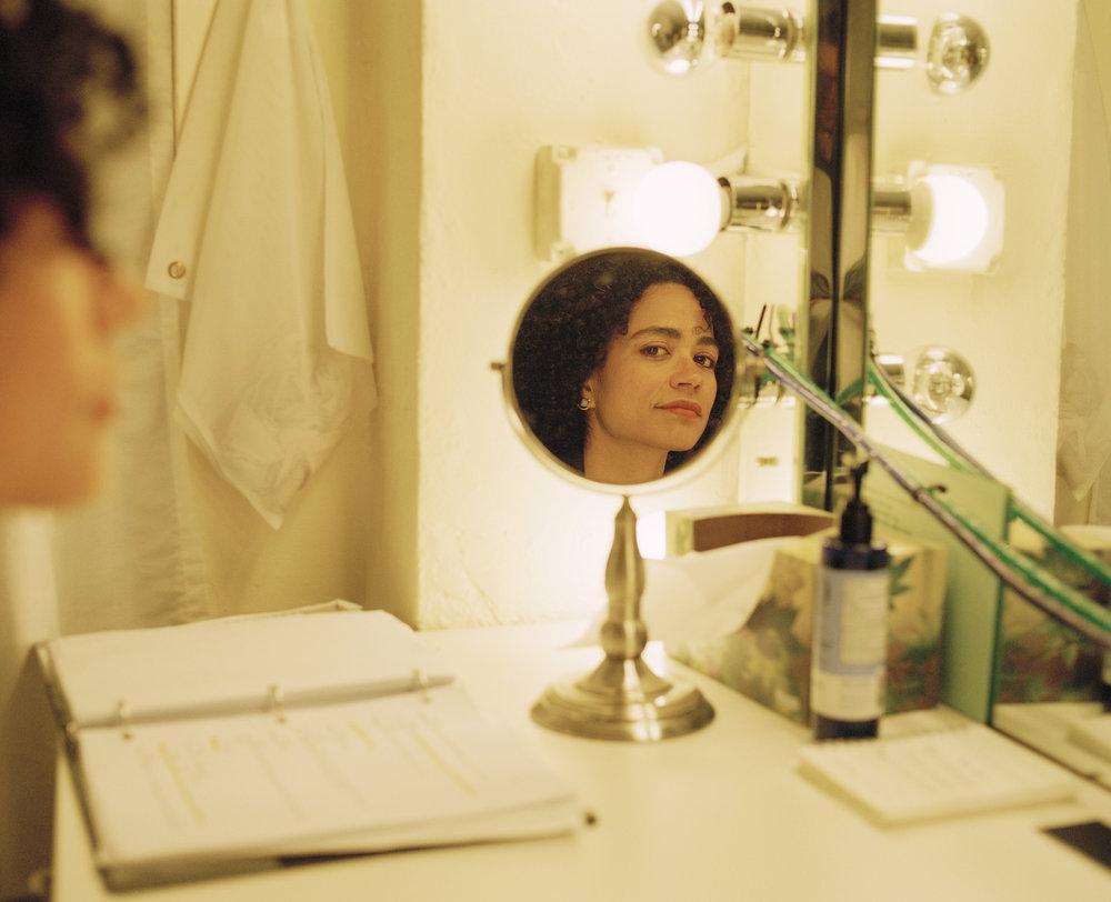 Actor Lauren Ridloff