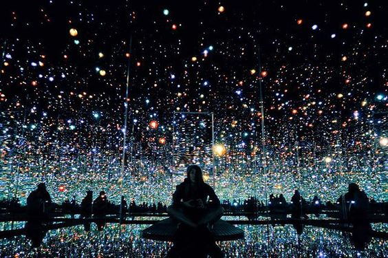 Yayoi Kusama permanently at The Broad in Downtown LA