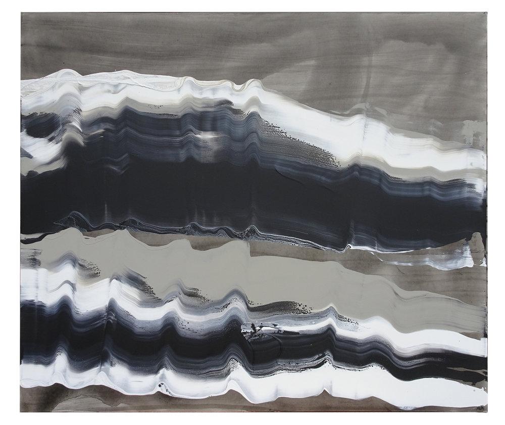 Energy Two, 60 x 72, Acrylic on Canvas, 2018