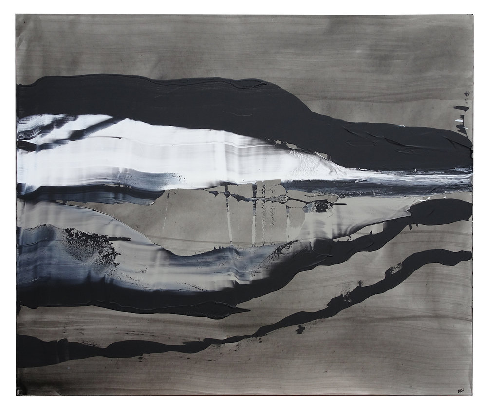 *sold* Energy Three, 60 x 72, Acrylic on Canvas, 2018