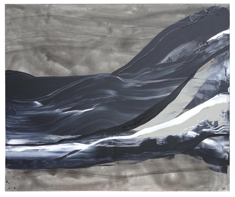 Energy Seven, 60 x 72, Acrylic on Canvas, 2018