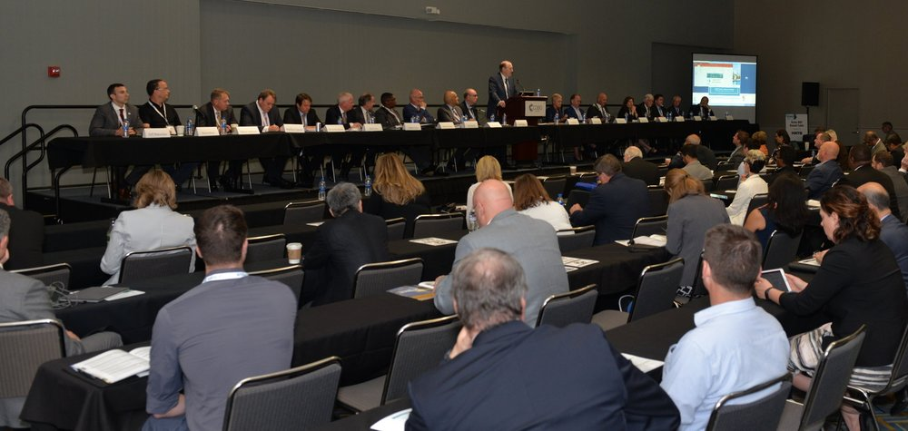 2018 Annual Meeting State DOT Roundtable photo