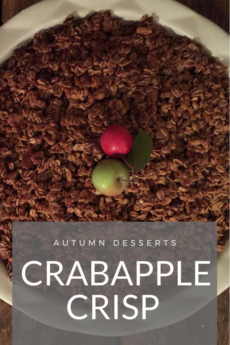 Crabapple Crisp