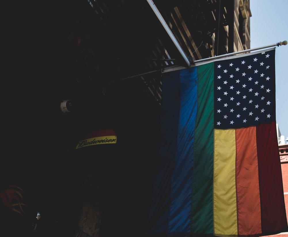 LGBTQIA+ AFFIRMATIVE -