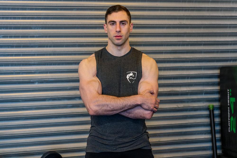Adam Murad - Personal Trainer at Sw3at Studio