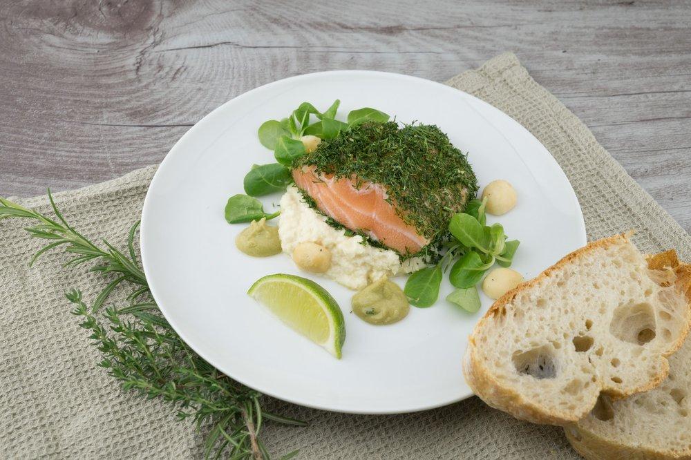 Fresh Smoked BC Salmon