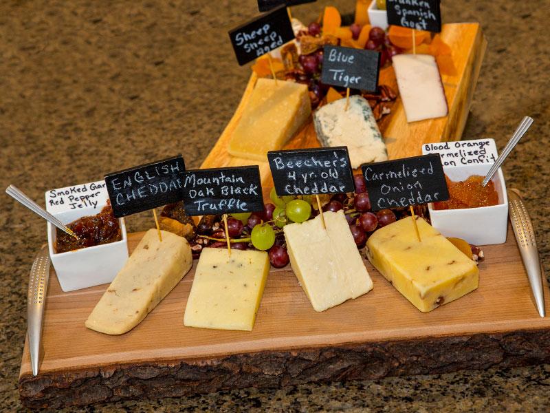 Artisanal Cheese Tray
