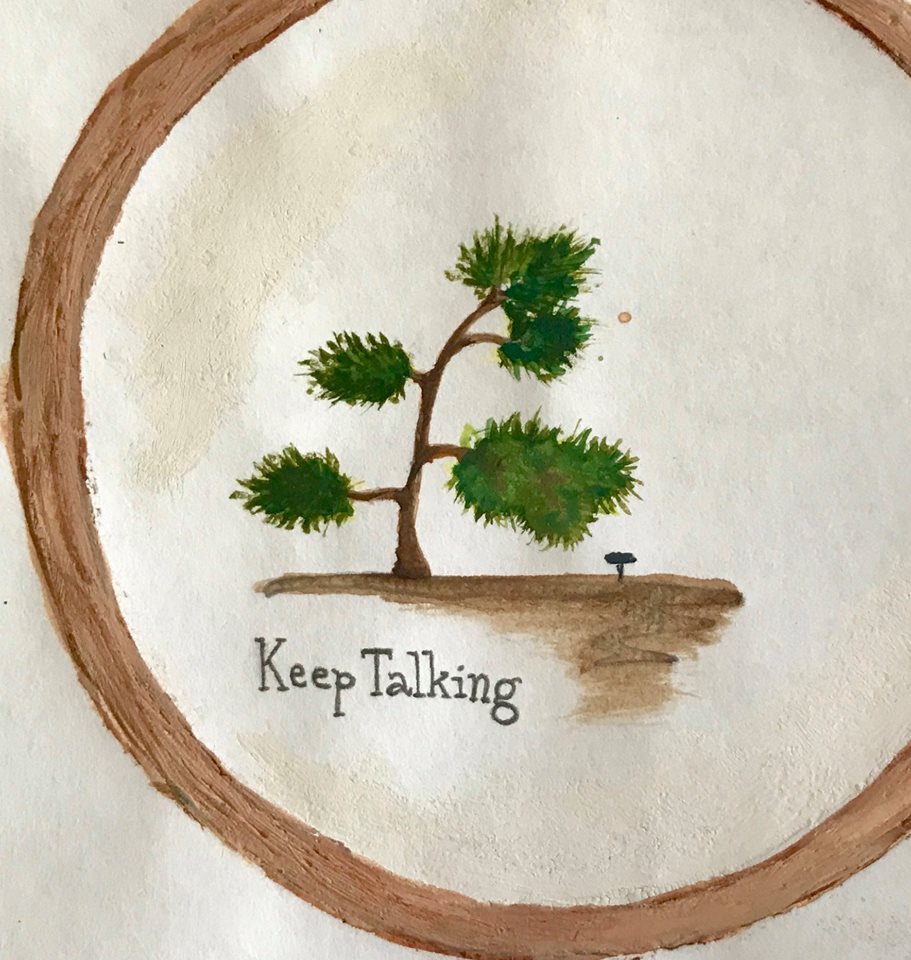Keep Talking - #No Pipeline #Nelson Strong