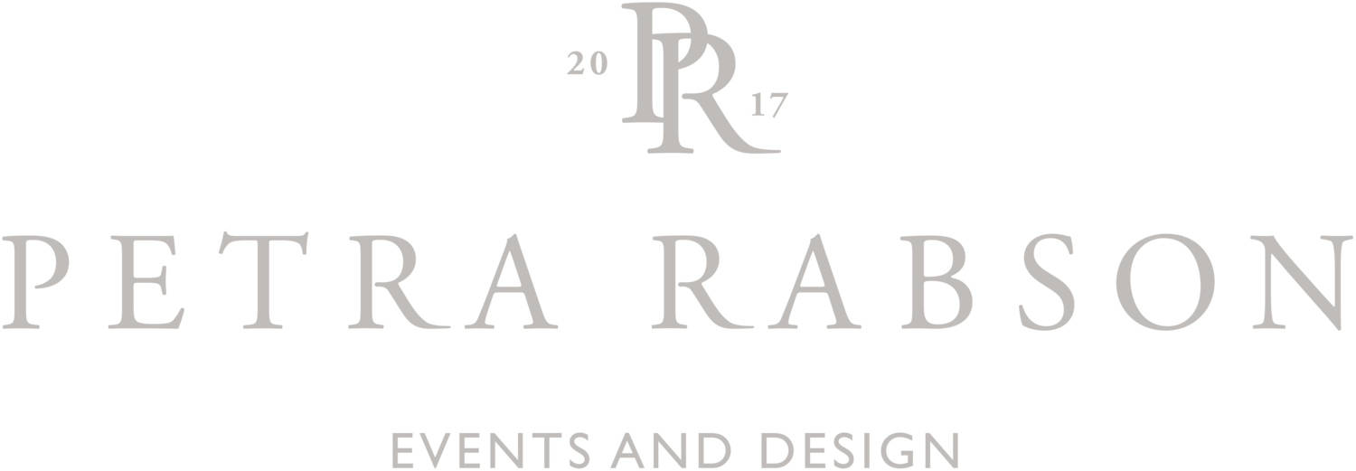 Petra Rabson Events and Design