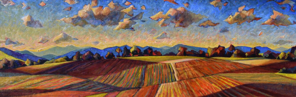 Quilted Fields 3