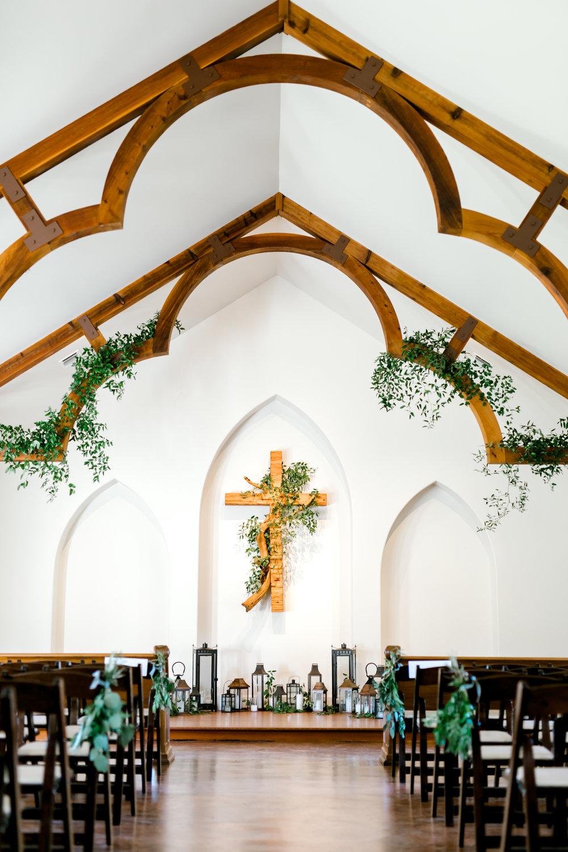 grace chapel - Indoor Ceremony Space