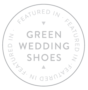 Heritage Haus Wedding featured in Green Wedding Shoes