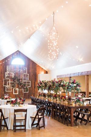 event barn - Indoor Reception Hall