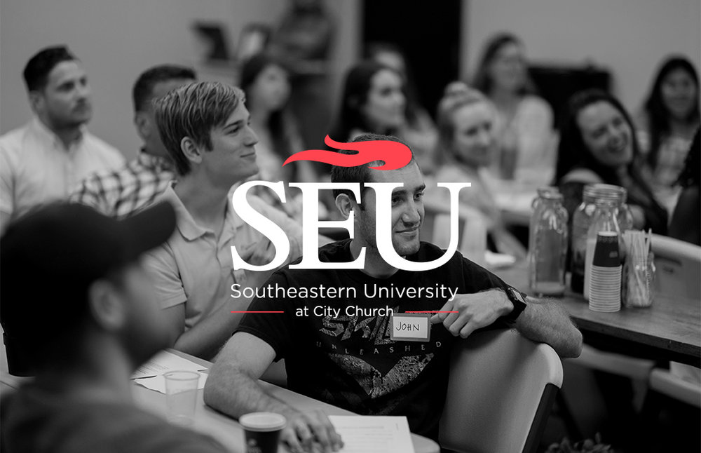 earn a degree. - City Church partners with Southeastern University to offer students at SDCLC affordable degree programs.