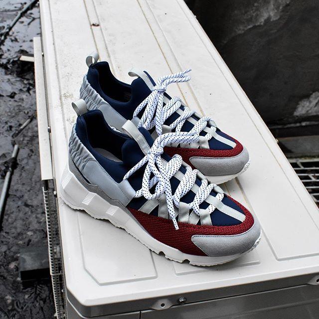 """Pierre Hardy """" TREK COMET """" sneakers now in store!  #fashion #pierrehardy #sneakers #menswear #amsterdam #6amstores"""