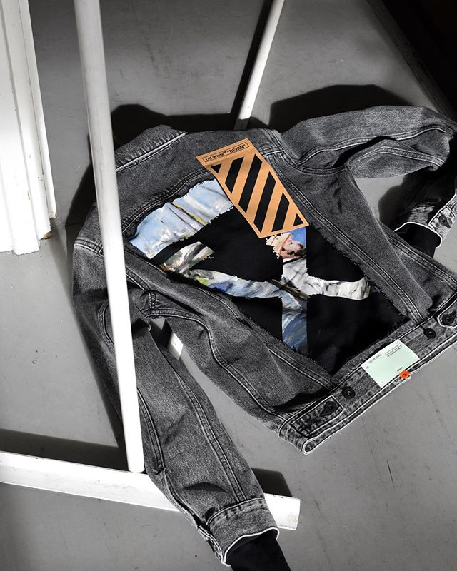 Off - White  New arrivals in store now  #offwhite#virgilabloh#newarrivals#instore#6amstores