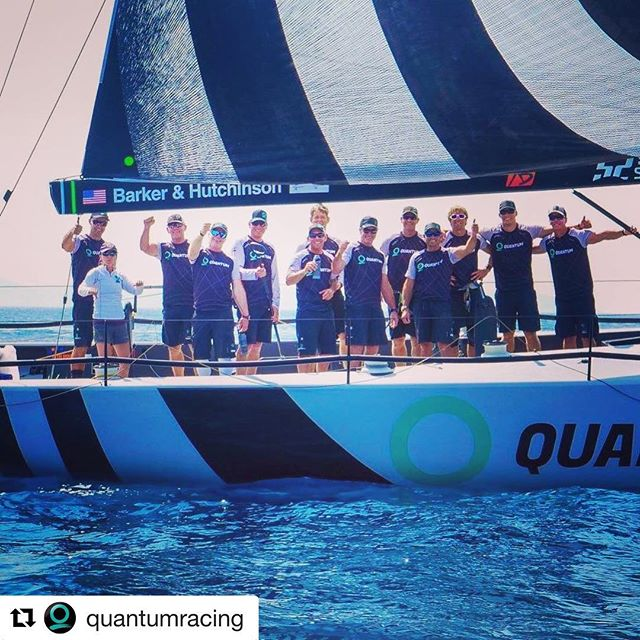 CONGRATS to  @quantumracing and the American Magic sailors onboard with the team! ・・・ WINNERS! Sibenik 52 SUPER SERIES Sailing Week #grandprix #racing #winners #quantumsails #sailing #croatia🇭🇷 #sibenik