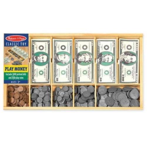 Educational Play Money