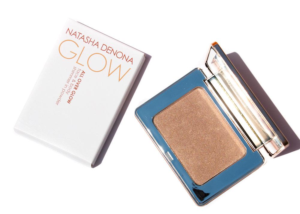Natasha Denona - All Over Glow Face & Body Shimmer in Powder - Medium - Maisha Harris - TheMaishaHarris - 2.jpg