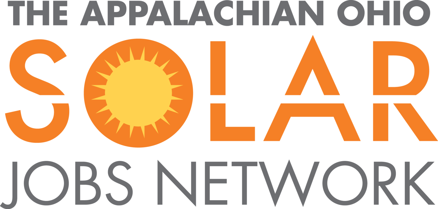 The Appalachian Ohio Solar Jobs Network