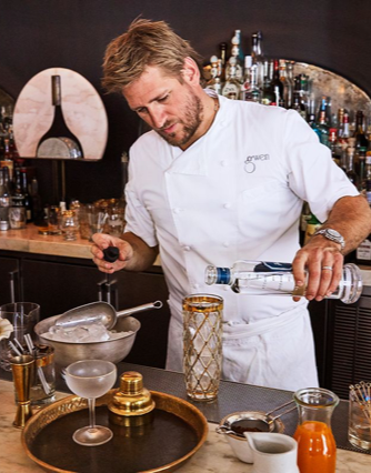 American Express x Curtis Stone