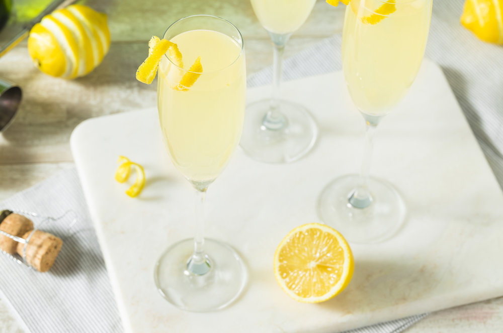 The French 75 -